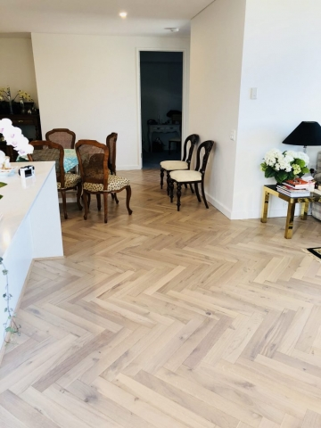 Herringbone European Oak